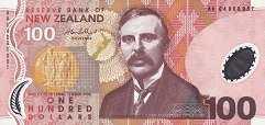 Новая Зеландия: 100 долларов (1999-2014 г.)