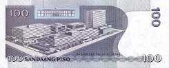 Филиппины: 100 песо 2012 г. (100 лет отелю Манила)