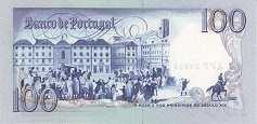 Португалия: 100 эскудо 1980-85 г.