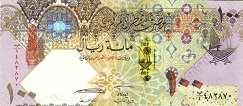 Катар: 100 риалов (2007 г.)