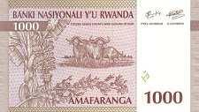 Руанда: 1000 франков 1994 г.
