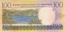Руанда: 100 франков 2003 г.