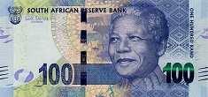 ЮАР: 100 рэндов (2013-16 г.)