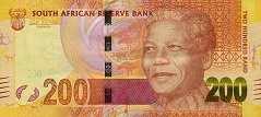 ЮАР: 200 рэндов (2012 г.)