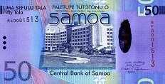 Самоа: 50 талов (2008 г.)