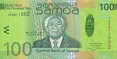 Самоа: 100 талов (2008 г.)