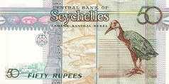Сейшелы: 50 рупий (2005 г.)