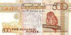 Сейшелы: 500 рупий (2005 г.)