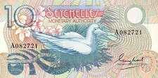 Сейшелы: 10 рупий (1979 г.)