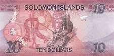 Соломоновы о-ва: 10 долларов (2017 г.)