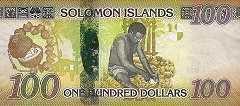 Соломоновы о-ва: 100 долларов (2015 г.)