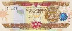 Соломоновы о-ва: 100 долларов (2004-11 г.)