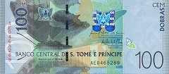 Сан-Томе и Принсипи: 100 добра 2016 г.