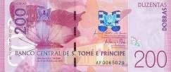 Сан-Томе и Принсипи: 200 добра 2016 г.