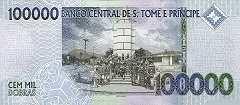 Сан-Томе и Принсипи: 10000 добра 2005-2013 г.