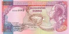 Сан-Томе и Принсипи: 500 добра 1993 г.
