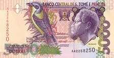 Сан-Томе и Принсипи: 5000 добра 1996-2013 г.
