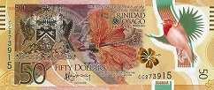 Тринидад и Тобаго: 50 долларов 2014 г. (юбилейная)