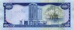 Тринидад и Тобаго: 100 долларов 2006 г.