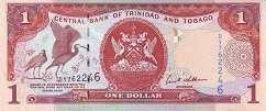 Тринидад и Тобаго: 1 доллар 2006 г.