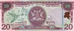Тринидад и Тобаго: 20 долларов 2006 г.