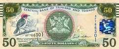 Тринидад и Тобаго: 50 долларов 2006 г.
