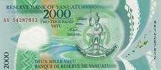 Вануату: 2000 вату (2014 г.)