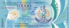 Вануату: 10000 вату (2010 г.)