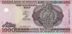 Вануату: 1000 вату (2002 г.)