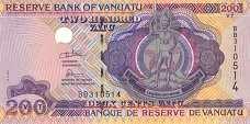 Вануату: 200 вату (2006 г.)