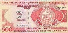 Вануату: 500 вату (2006 г.)