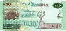 Замбия: 10 квачей 2018 г.