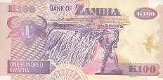 Замбия: 100 квачей 1992-2011 г.
