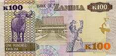 Замбия: 100 квачей 2018 г.