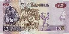 Замбия: 5 квачей 2018 г.